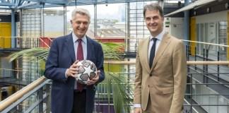La UEFA y ACNUR se asocian para apoyar a las personas refugiadas