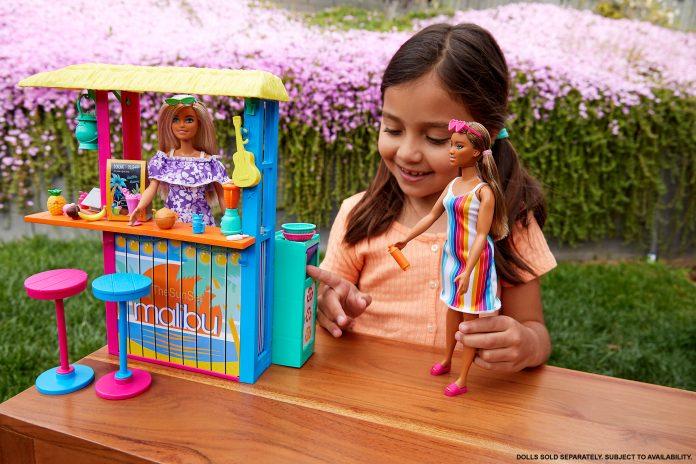 Mattel presenta Barbie Ama el Océano