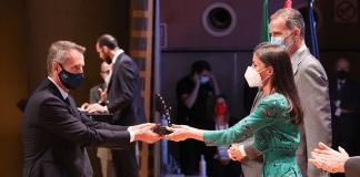 Indra recibe el 'Premio Nacional de Innovación'