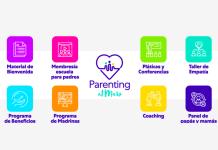 Mars lanza 'Parenting', un programa que beneficia a los Asociados que son padres o madres de familia