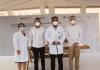 Iberdrola México entrega beca internacional en urología a doctor oaxaqueño