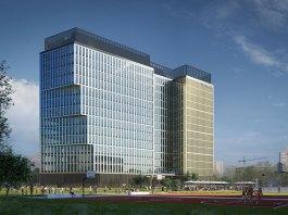 CEMEX suministra concreto bajo en carbono para edificio sostenible en Polonia