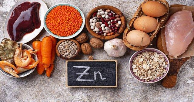 El zinc es un oligoelemento muy importante para la buena salud. 10 alimentos lo contienen.