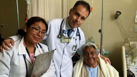 El nefrólogo boliviano Rolando Claure Del Granado líder de investigación renal en Bolivia.