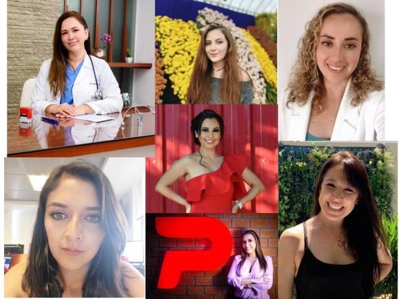 7 destacadas mujeres bolivianas inspiran y animan a otras mujeres.