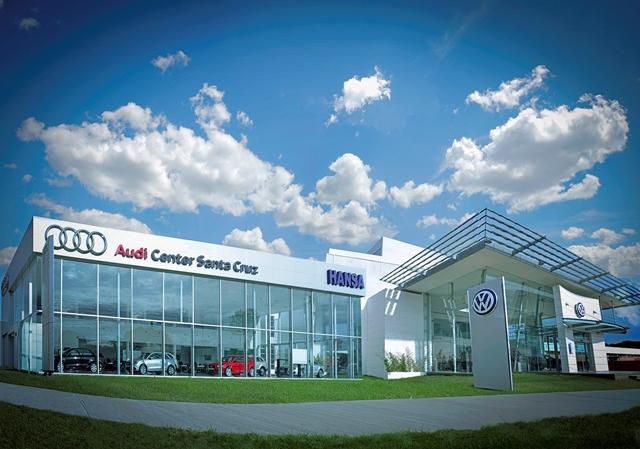Hansa primer y única empresa comercializadora de Vehículos con Certificación ISO 9001:2015.