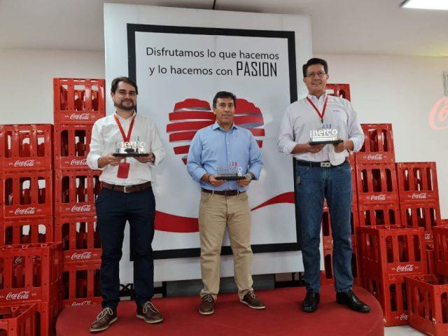 EMBOL Coca-Cola es líder por 5ta vez en Reputación y RSE en Ranking MERCO .