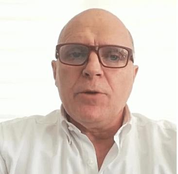 """Jorge Amantegui, presidente de CANIOB: """"Podemos ayudar a la reactivación económica pero el Gobierno debe hacernos parte de la solución""""."""