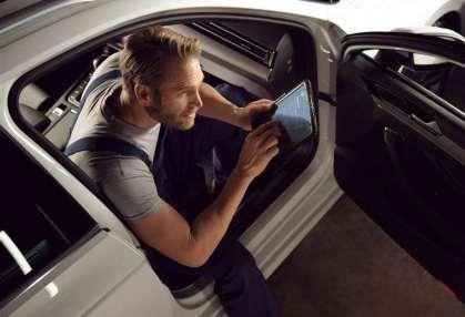Volkswagen ofrece mantenimiento prolongado cada 10.000 kilómetros