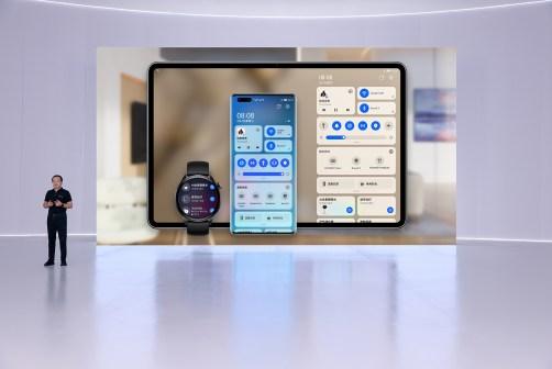 El nuevo sistema operativo HarmonyOS 2 de Huawei, va junto a una nueva gama de productos de la firma china.