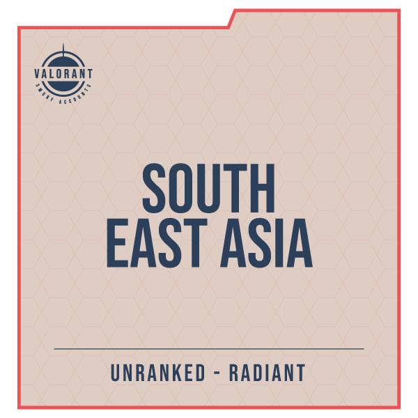 south east asia valorant account for sale
