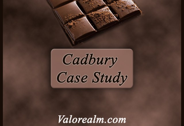 History of Cadbury & The Introduction of Dairy Milk to the World: Case Study