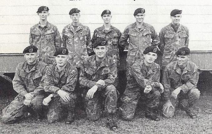 Ranger squad picture