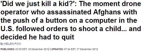 Kill a kid