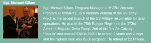 Michael Duane Killam Phony Vietnam POW Claims to have been with the 75th Rangers, 173rd Airborne and POW