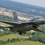 US F-16 fighter jet crashes in South Carolina