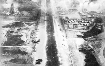Kham Duc airfield