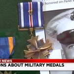 Auction House Confronted About Military Medals