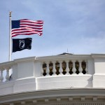 Removal of POW/MIA flag from atop White House sparks anger among those who hate the president