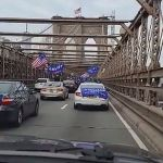 Attack on 'Jews for Trump' Caravan in NYC