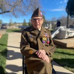 99 year old 82nd Airborne vet finally receives medals from WWII