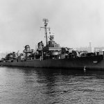 USS Johnston (DD-557), lost in Battle Off Samar in 1943, discovered 21k feet below the waves