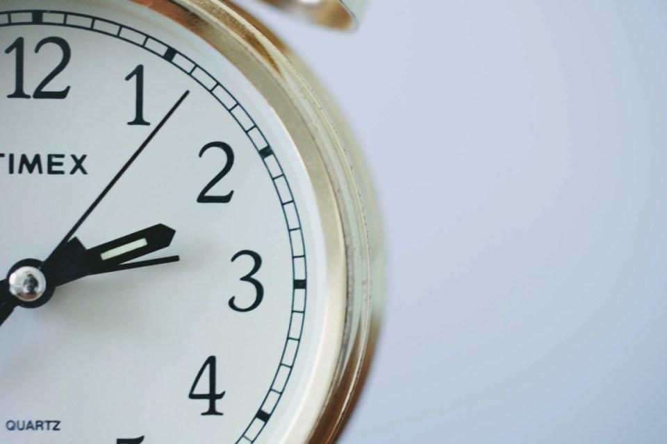 Gérez votre temps