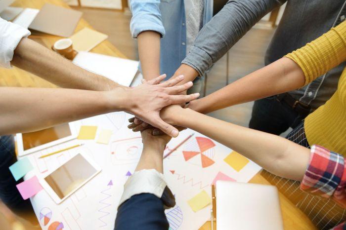 Le travail d'équipe à la carte au sein de l'entreprise moderne