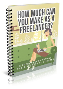 How Much Can You Make as a Freelancer? e-book cover