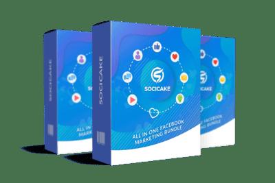socicake 3in1 box