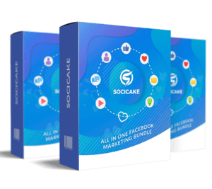 socicake 3in1 box