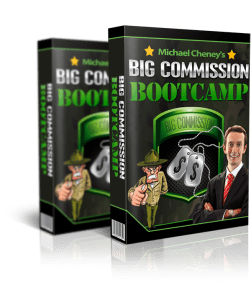 Big Commission Bootcamp box