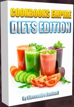 Cookbooks Empire 3: Diets Editon