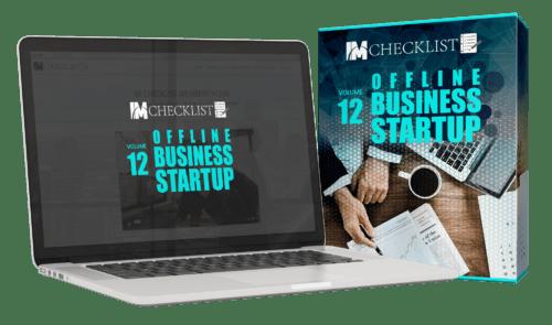 IM Checklist Volume 12: OFFLINE BUSINESS STARTUP, bannrt png.