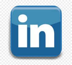 Linked in logo tile