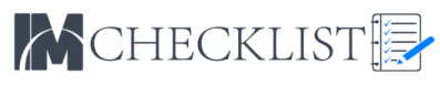 IMChecklist logo