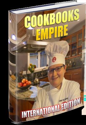 Cookbooks Empire 2: International Edition