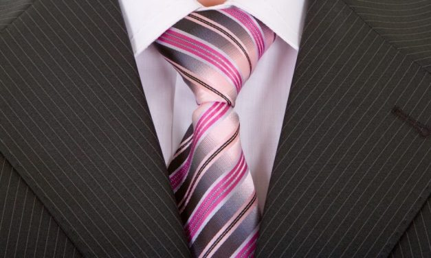 How to Match Your Necktie Knot with Your Shirt Collar