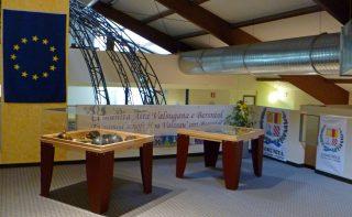 Il Centenario alla Expo Valsugana Laghi Lagorai
