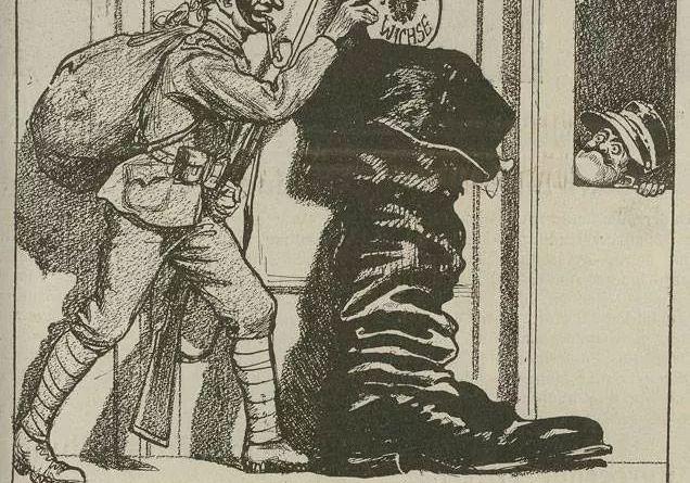 La satira nella prima guerra mondiale