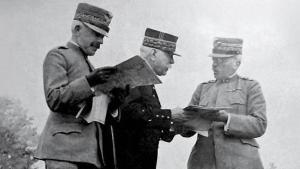 """I signori della Grande Guerra, Storie di generali e di battaglie"""" (ediz. Mursia) il giornalista e scrittore Pier Paolo Cervone"""