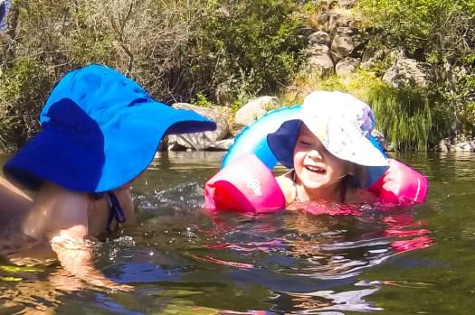 Russian River Swim
