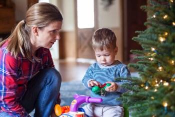 Christmas Tree Time
