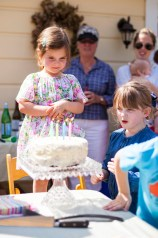 Lilia Turns Four