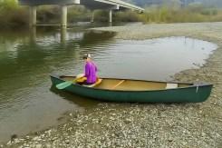 Cruising from bridge to bridge before the rains