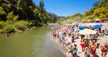 An amazing weekend for Independence Day on the river with the Bordessas