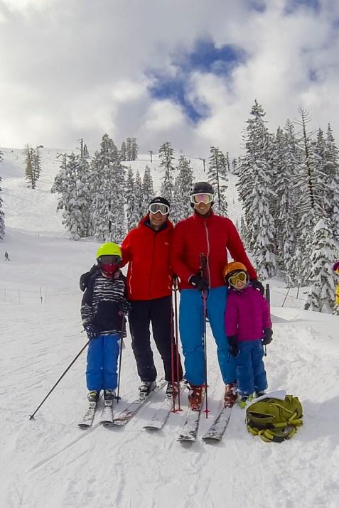 Had fun taking a few turns with Dimitri and his kids