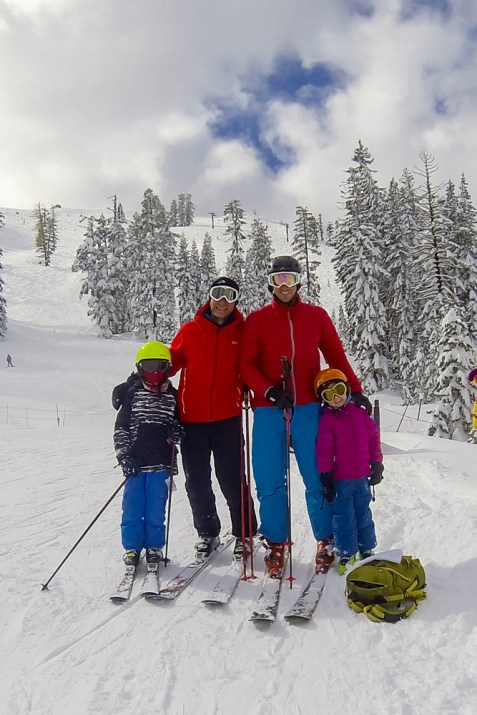 Had fun taking a few turns with Dimitri and his kids