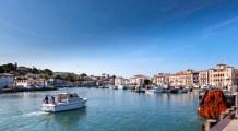 The port of Saint Jean de Luz