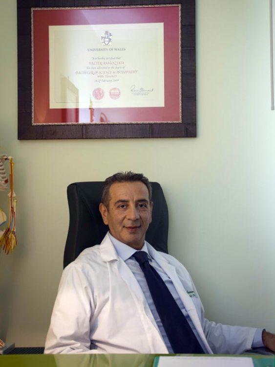 Dr. Valter Annunziata
